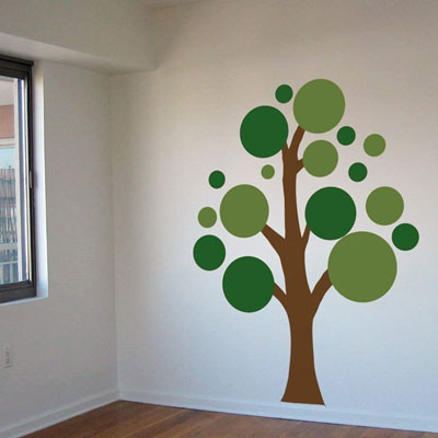 Tree Decal from dalidecals.com