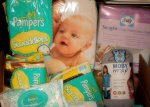 Love Pampers Swaddlers!  